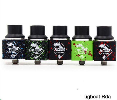 Мехмод Tugboat box mod kit (clone)
