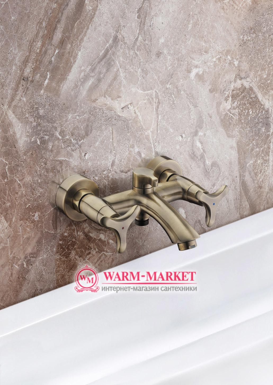 S 115 Antic Bronze - смеситель для ванны бронза