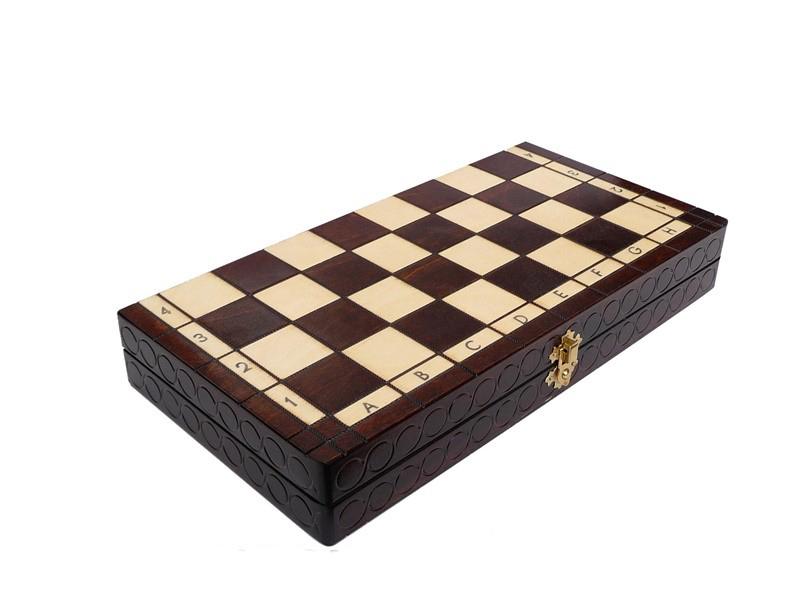 Шахматы Королевские 36