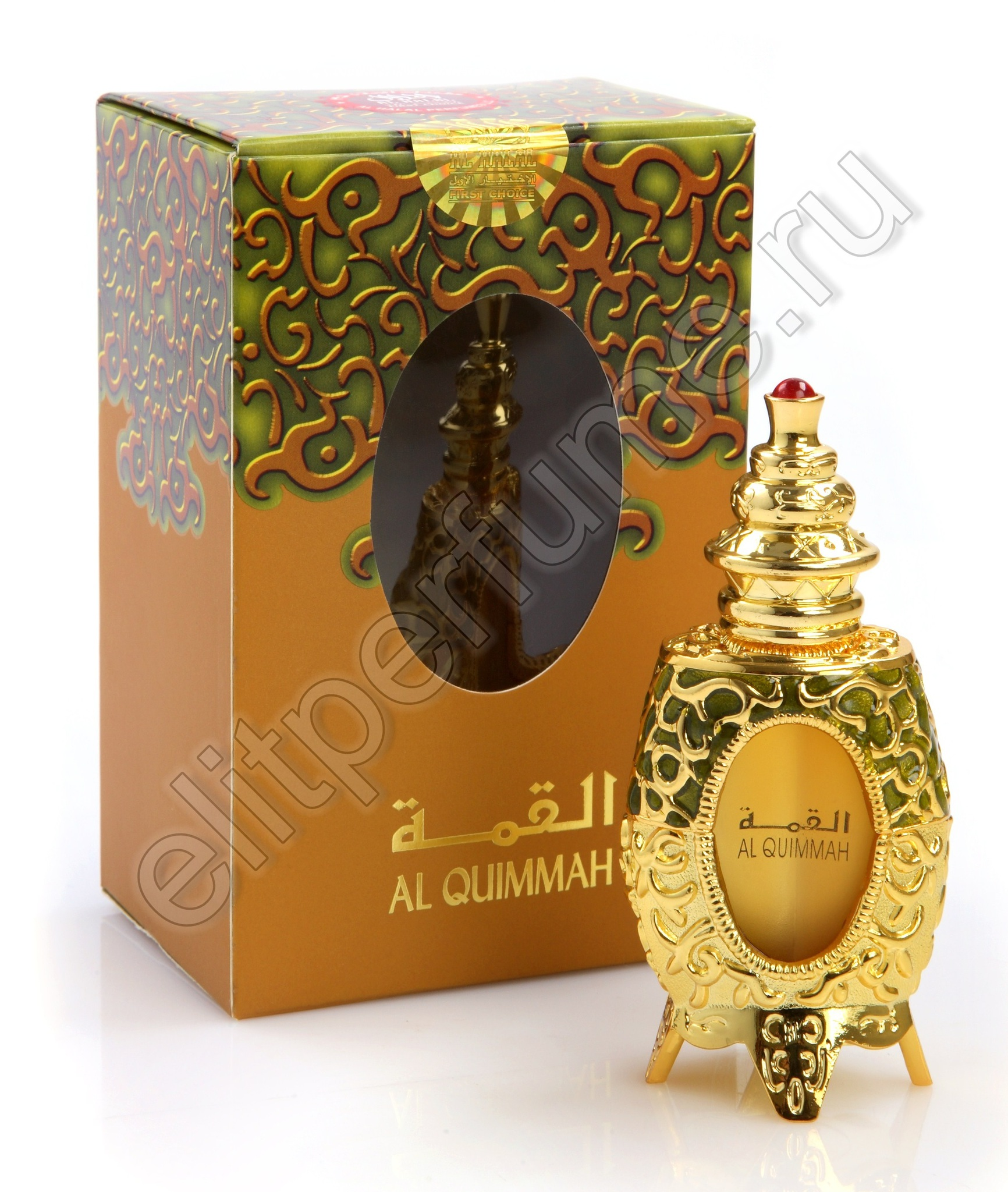 Аль-Кимма Al Quimmah 12 мл арабские масляные духи от Аль Харамайн Al Haramain Perfumes