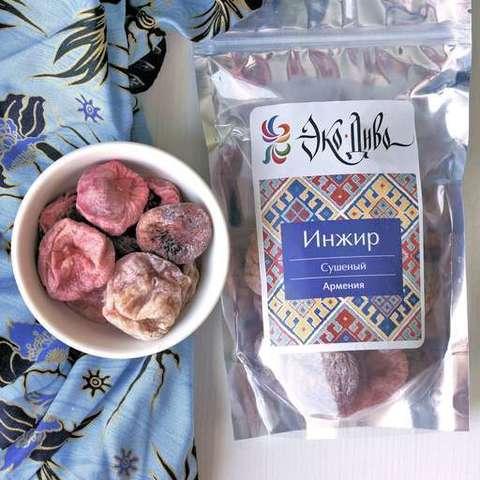 ЭкоДиво Инжир вяленый (Армения) 400 гр