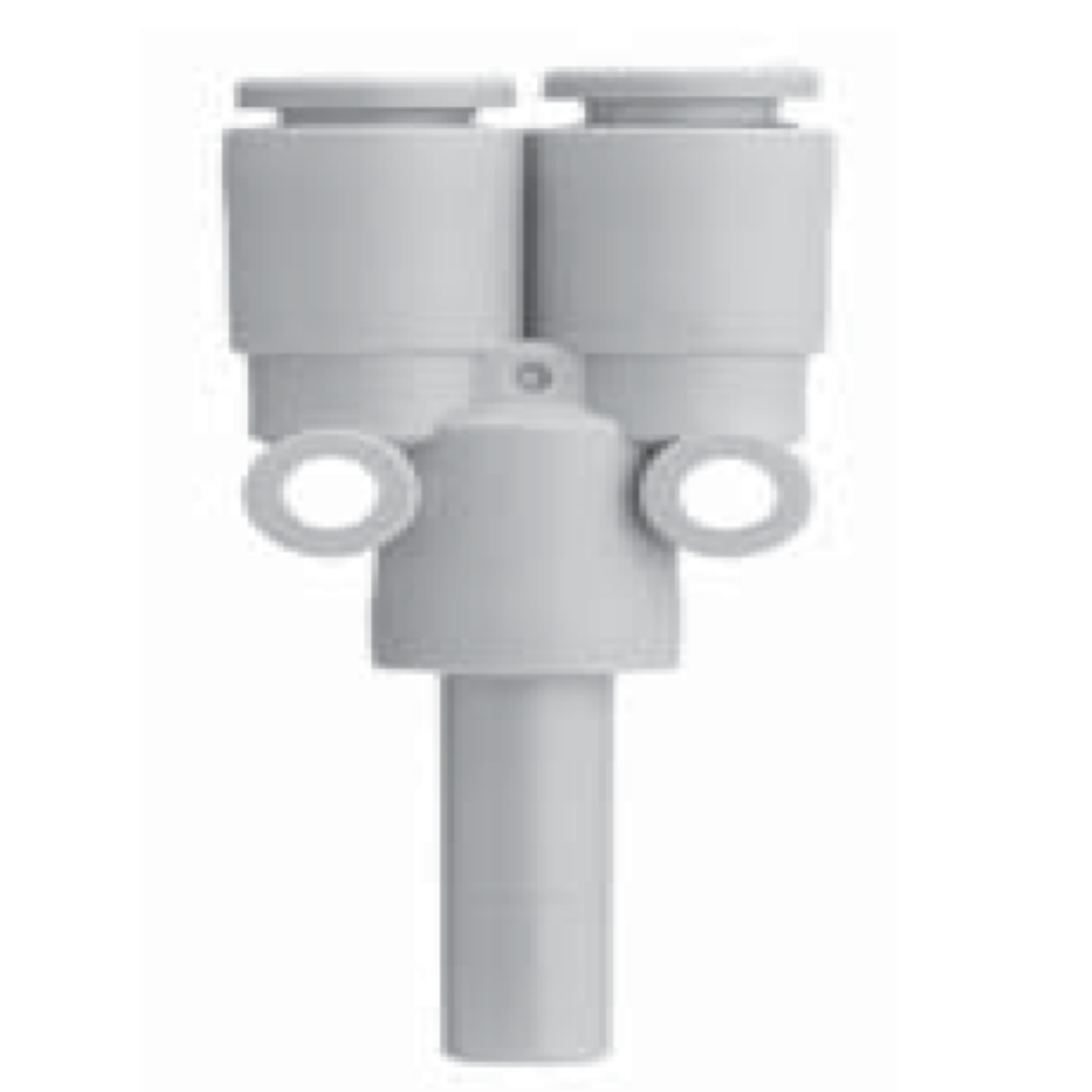 KQ2U16-99A  Быстроразъемный разветвитель