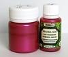 Краска-лак SMAR для создания эффекта эмали, Перламутровая. Цвет №22 Розовый