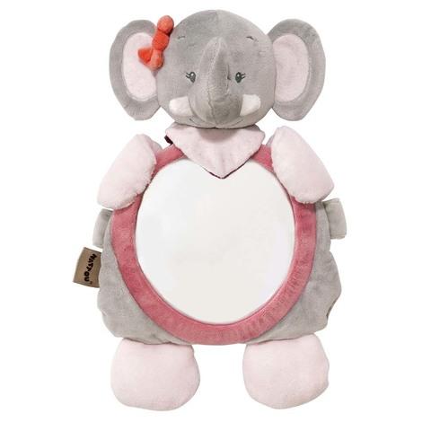 Зеркало - игрушка Nattou Mirror for car Adele & Valentine