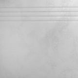Ступени из керамогранита 1300х300*18 Белый мрамор