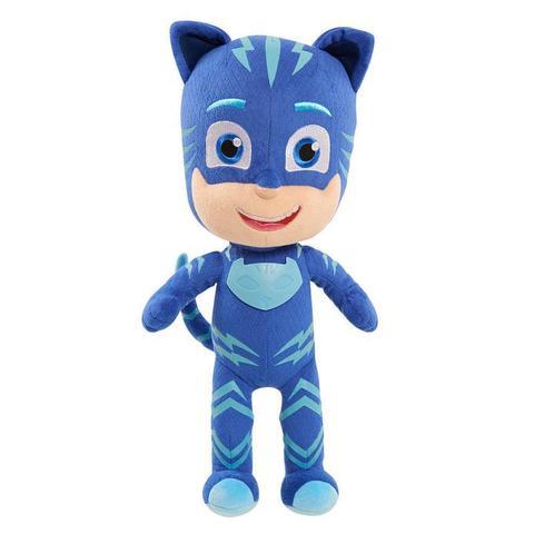 Говорящая Мягкая Игрушка Кэт Бой (Cat boy) 35 см - Герои в Масках, Just Play