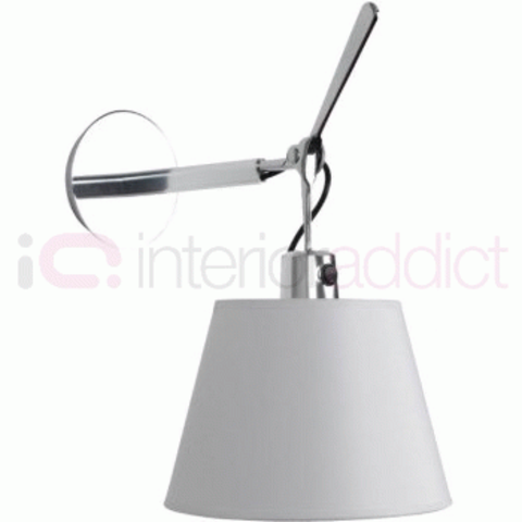 Wall lamp Tolomeo by Artemide