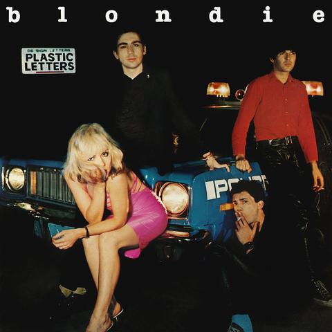 Blondie / Plastic Letters (LP)