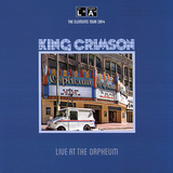 King Crimson / Live At The Orpheum (LP)