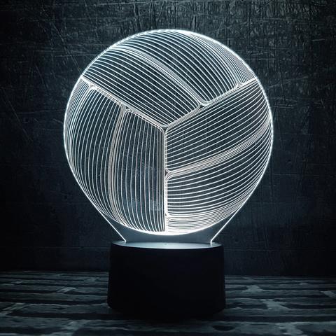 Ночник Волейбольный мяч