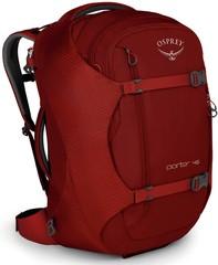 Сумка-рюкзак Osprey Porter 46 Diablo Red