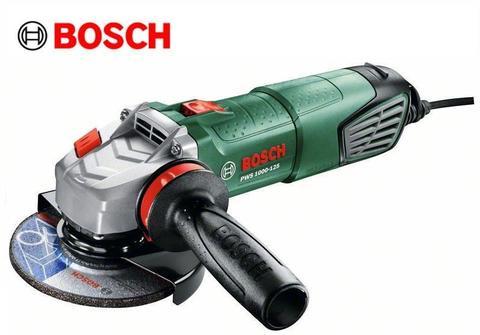 Угловая шлифмашина BOSCH PWS 1000-125