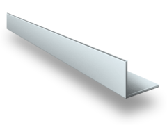 Алюминиевый уголок 80х80х3,0 (3 метра)