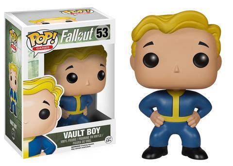 Фигурка POP! Vinyl: Fallout: Vault Boy 5853