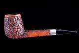 Курительная трубка Mastro De Paja Rustic, M401-9