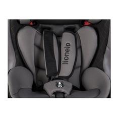 Автокресло Lionelo LO-Adriaan Leather Grey