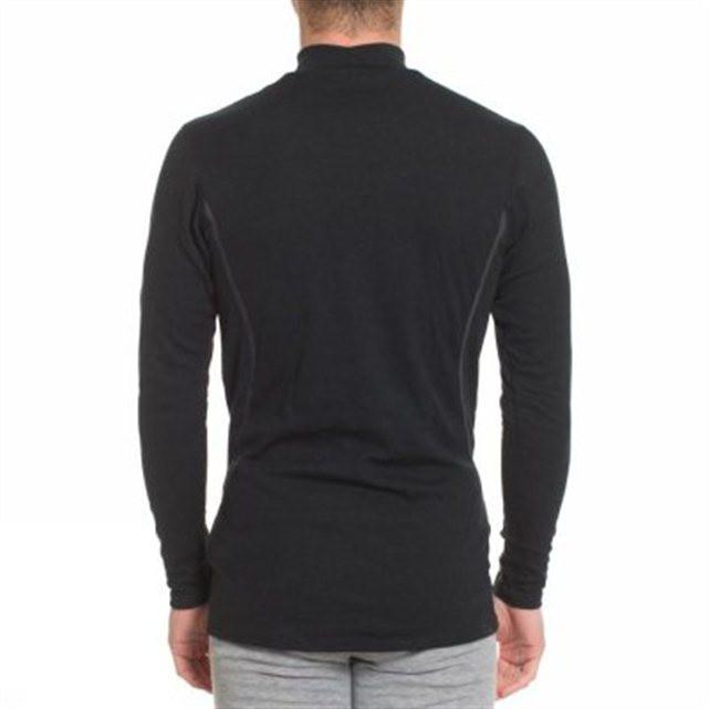 Мужская терморубашка Mizuno Mid Weight High Neck black (73CF152 09)