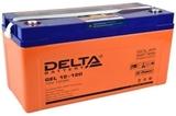 Аккумулятор Delta GEL 12-120  ( 12V 120Ah / 12В 120Ач ) - фотография