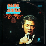 Paul Anka ‎/ My Way (LP)
