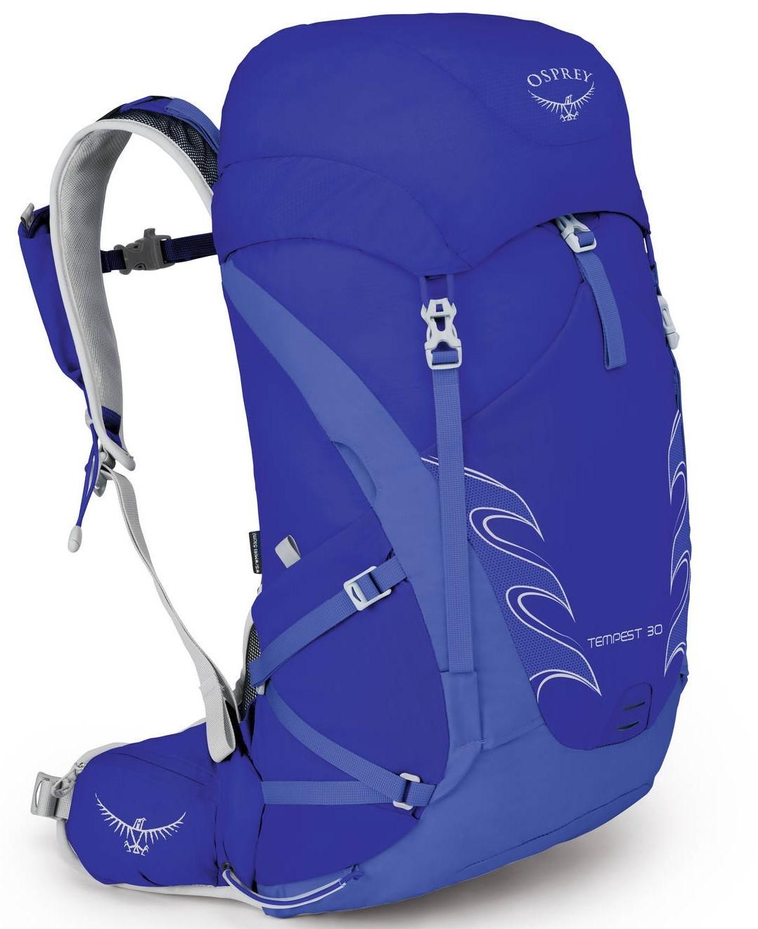 Туристические рюкзаки Рюкзак женский Osprey Tempest 30 Tempest_30_S17_Side_Iris_Blue_web.jpg