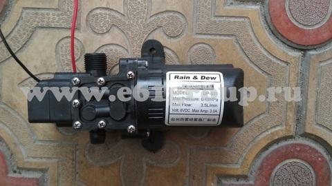 1 Насос для электрического опрыскивателя ОЭ-8л-МИНИ