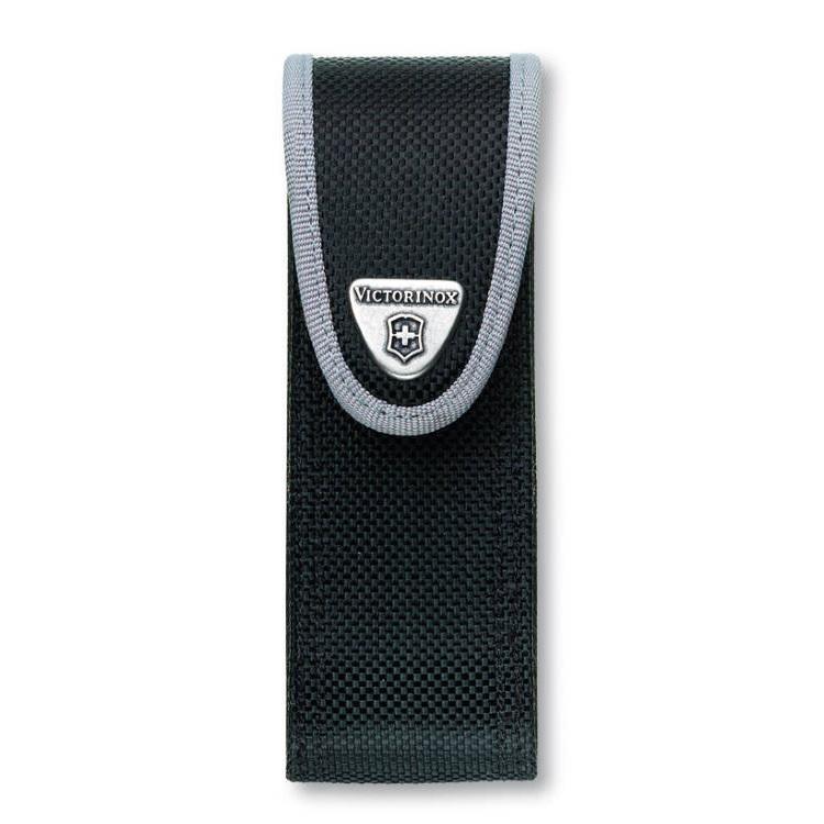 Чехол для Swiss Tool, нейлоновый, черный, с поворотным механизмом, в пакете с европодвесом