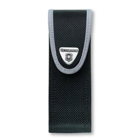 Чехол Victorinox, для Swiss Tool, нейлоновый, черный, с поворотным механизмом, в пакете с европодвес