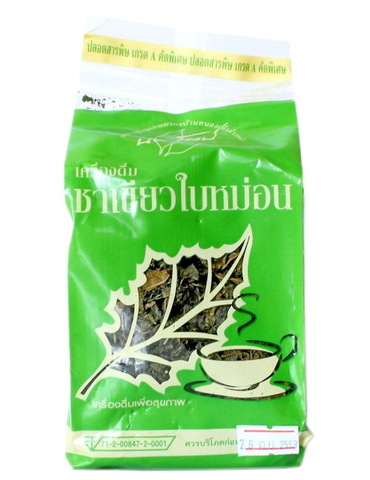Тутовый чай от Organic Herbal Mulberry Green Tea Ручной сбор 100 грамм