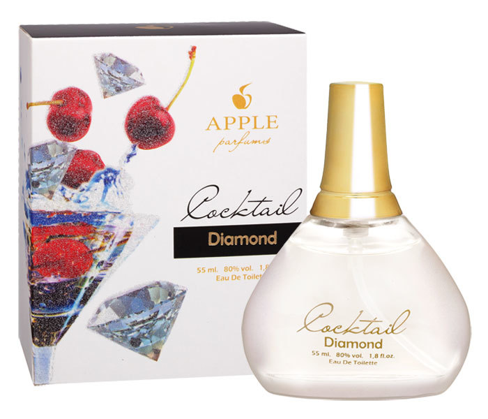 COCKTAIL Diamond, Apple parfums