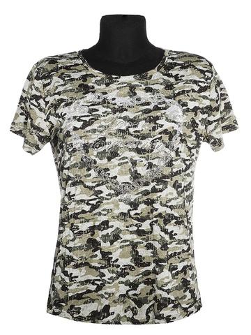 W658-16 футболка женская, цветная