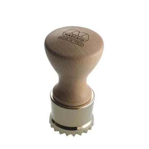 Штамп для равиоли круглый 3.8 см с зубчатым краем, Италия Marcato