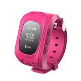 Детские GPS часы Smart Baby Watch Q50 (Цвет: Розовый)