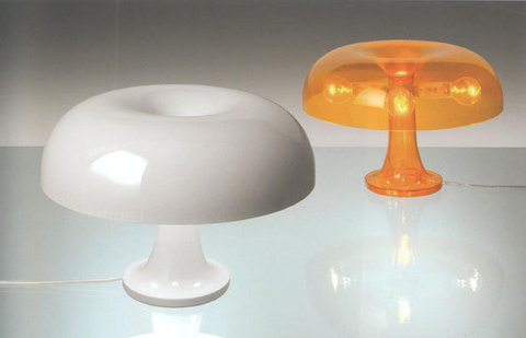 Table lamp Nessino by Artemide