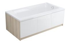Ванна акриловая Cersanit SMART 170*80, правая