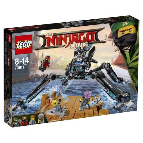 LEGO Ninjago Movie: Водяной Робот 70611 — Water Strider — Лего Ниндзяго