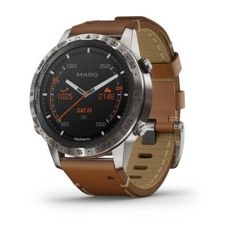 Купить Люксовые мультиспортивные часы Garmin MARQ Expedition (010-02006-13) по доступной цене