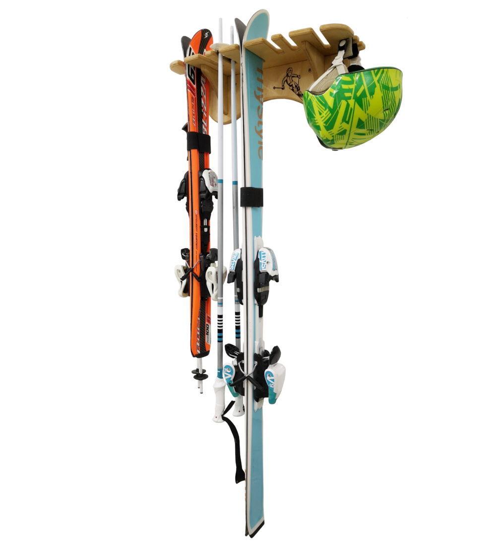 стойка для хранения лыж