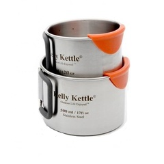 Набор кружек Kelly Kettle Camping Cup set