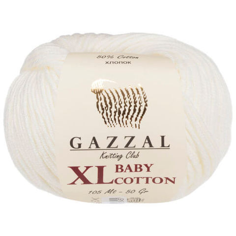 Baby Cotton XL (Gazzal)