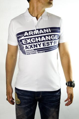 Поло Armani Exchange от Giorgio Armani