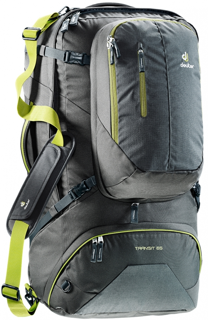 Сумки-рюкзаки Рюкзак-сумка для путешествий Deuter Transit 65 686xauto-9084-Transit65-4220-17.jpg