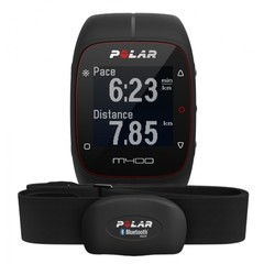 Пульсометр Polar M400 HR Black
