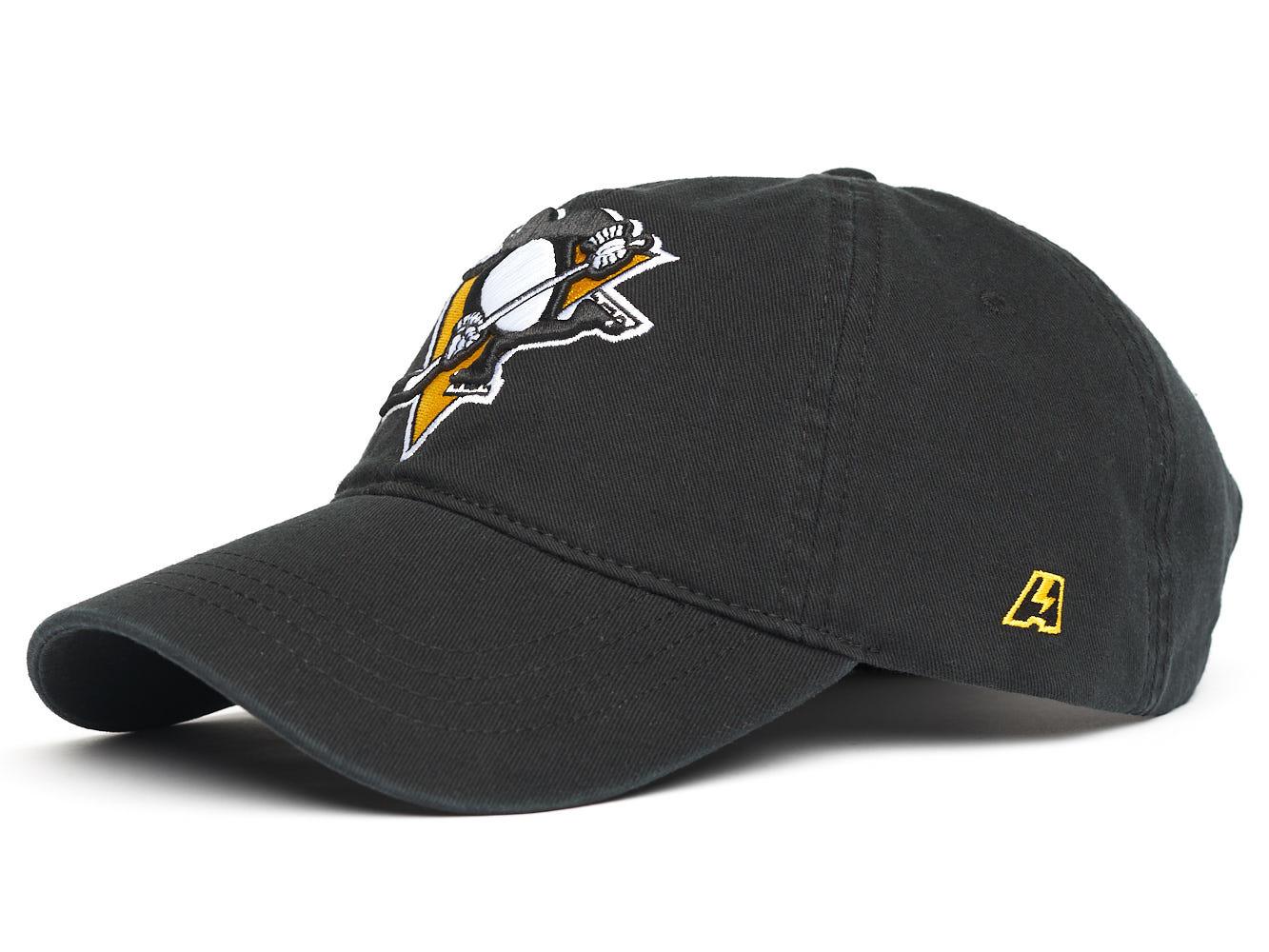 Бейсболка NHL Pittsburgh Penguins облегченная