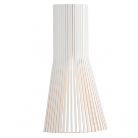 replica of Secto 4231 wall lamp 45 cm, white by Secto