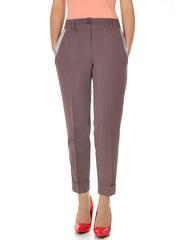 BR41672-158 брюки женские, коричневые