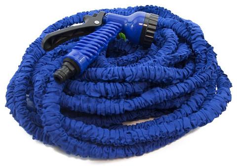 Шланг чудо для полива синий 7,5метров