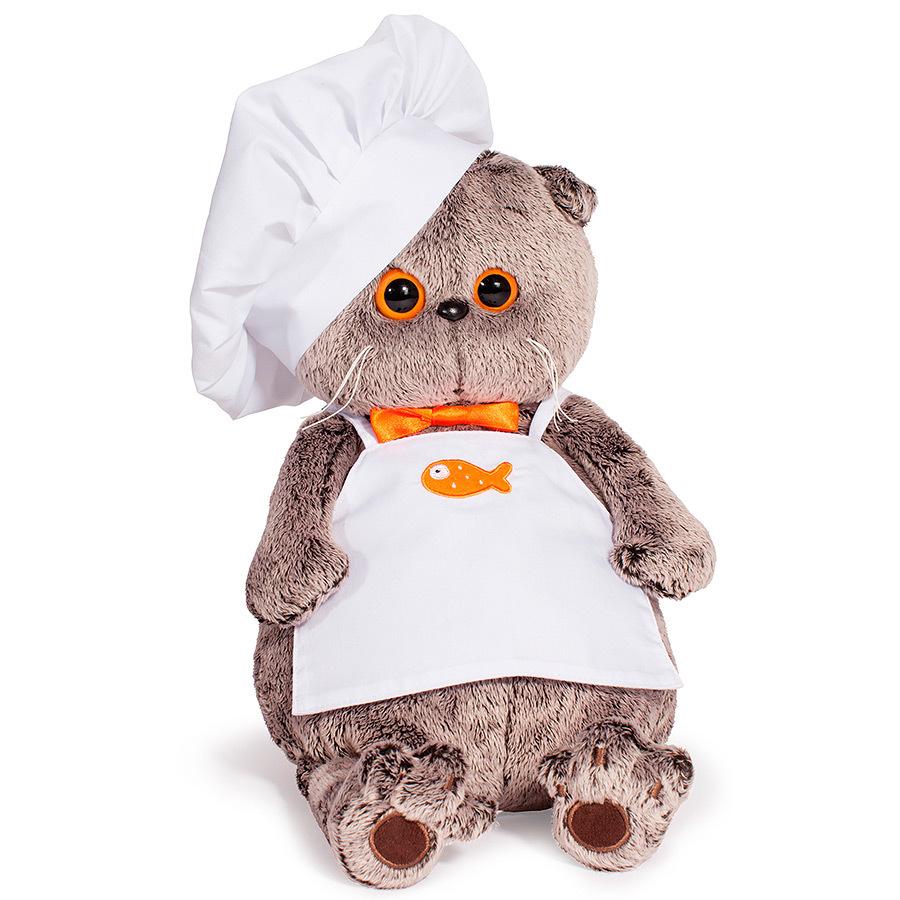 Кот Басик шеф-повар