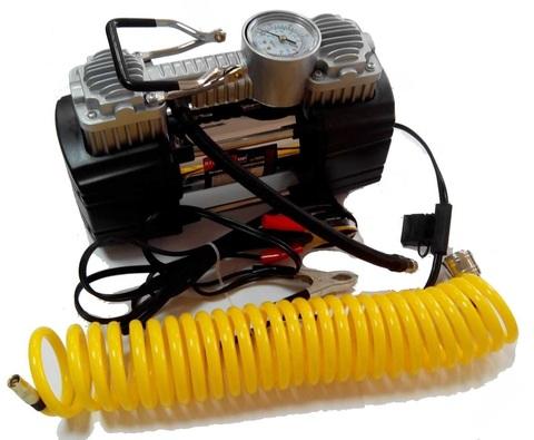 Автомобильный компрессор Сервис ключ 75570 - фото 2