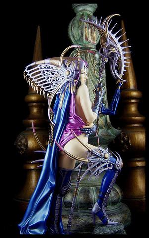 Fantasy Figure Gallery - Akira Statue