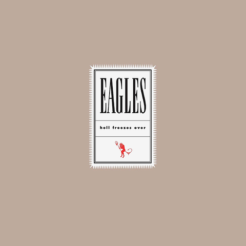 Eagles / Hell Freezes Over (2LP)